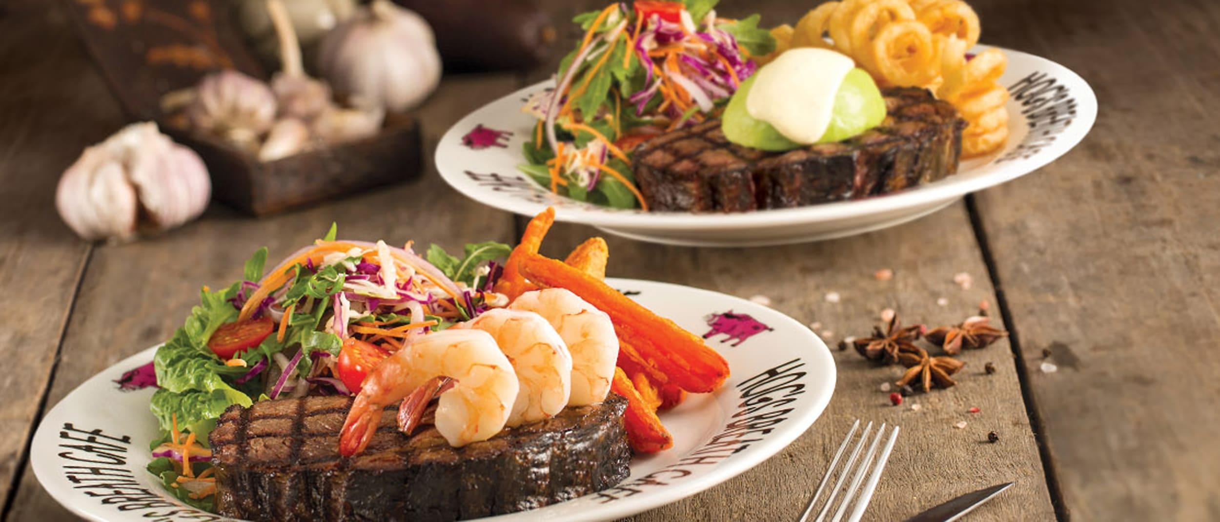 Hog\'s Australia\'s Steakhouse Garden City at Westfield Garden City
