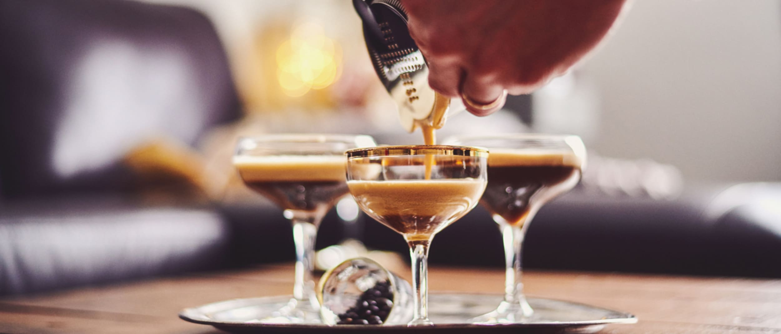 Espresso martini workshop // BOOKED OUT