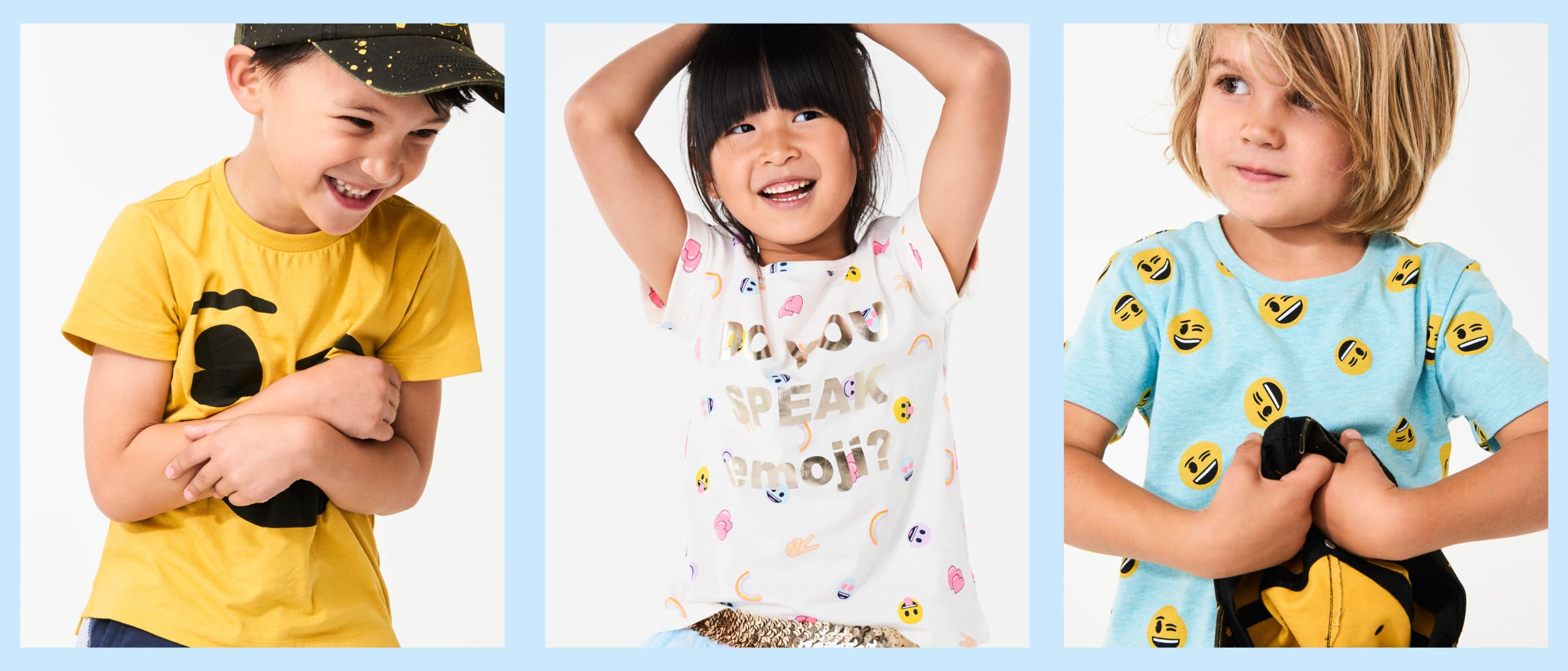 Cotton On Kids: a million ways to express yourself
