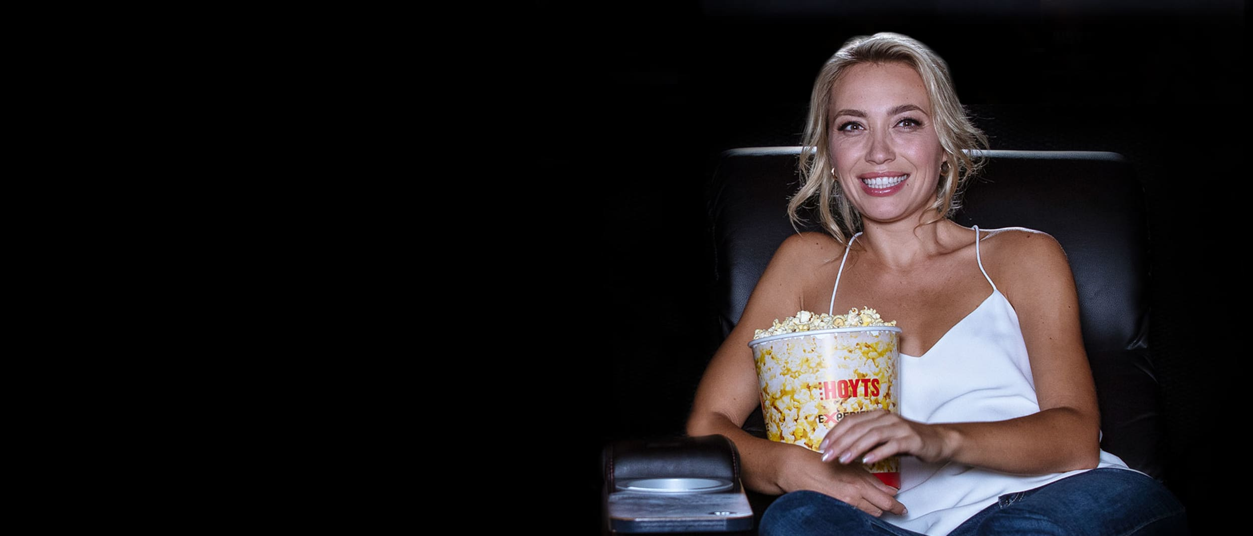 Host your own private screening at HOYTS