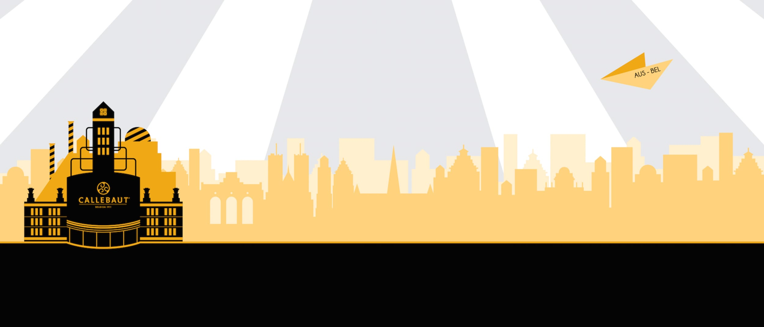 Oliver Brown & Callebaut presents: The Golden Ticket To Belgium