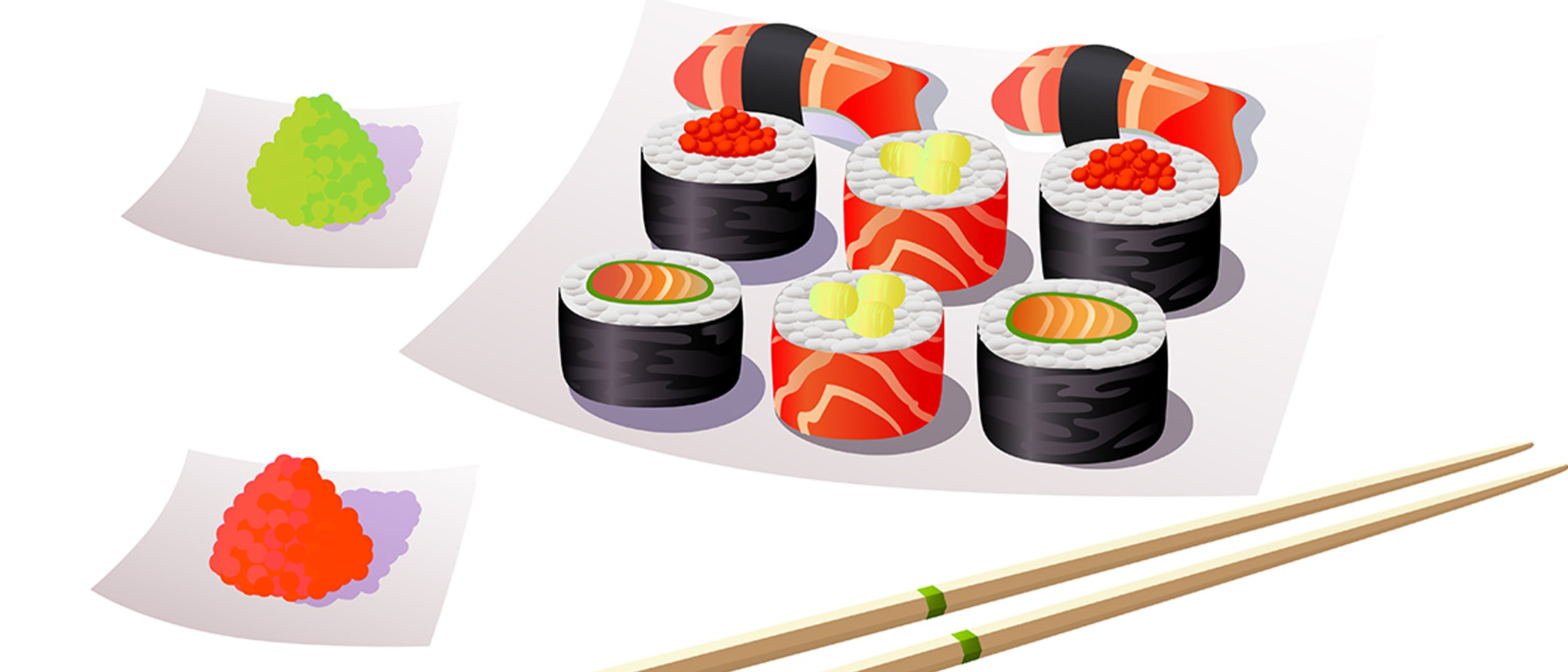 Kids Sushi Craft