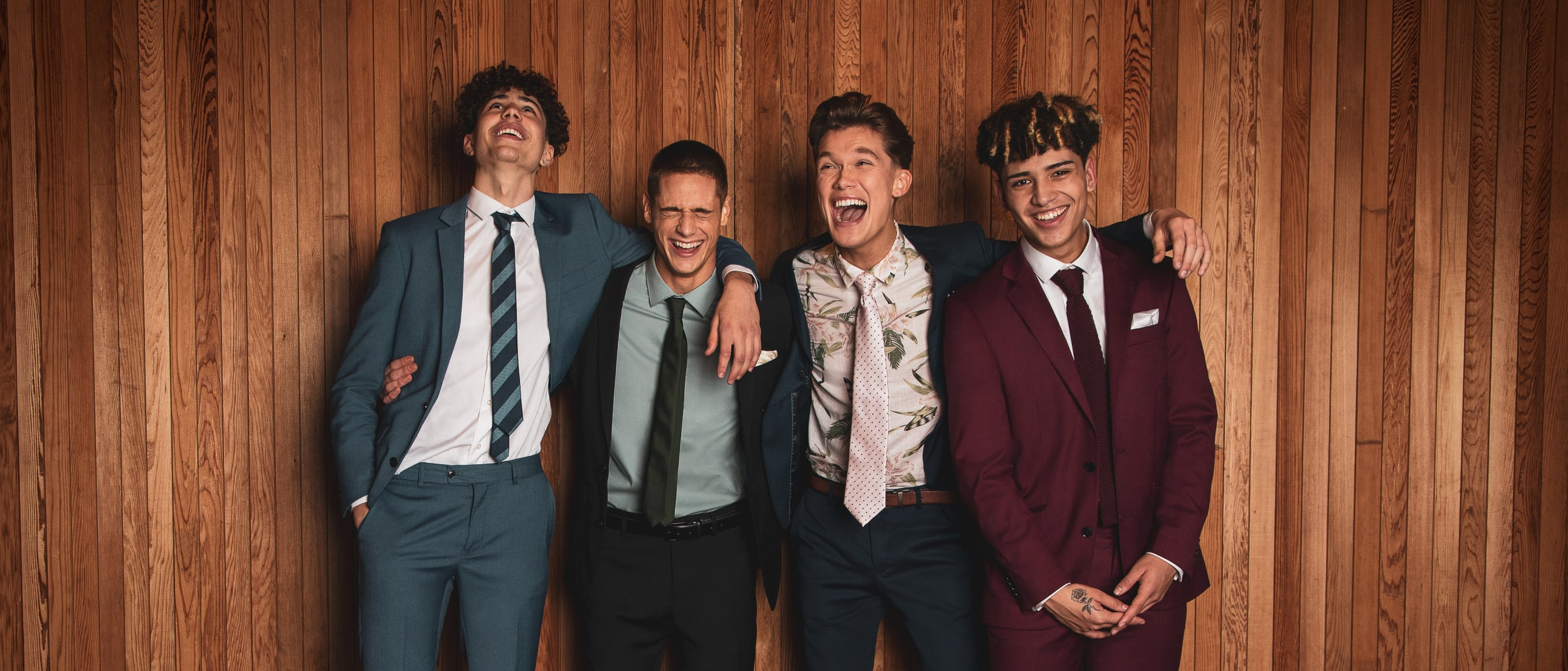 Hallenstein Brothers: All suits now $199