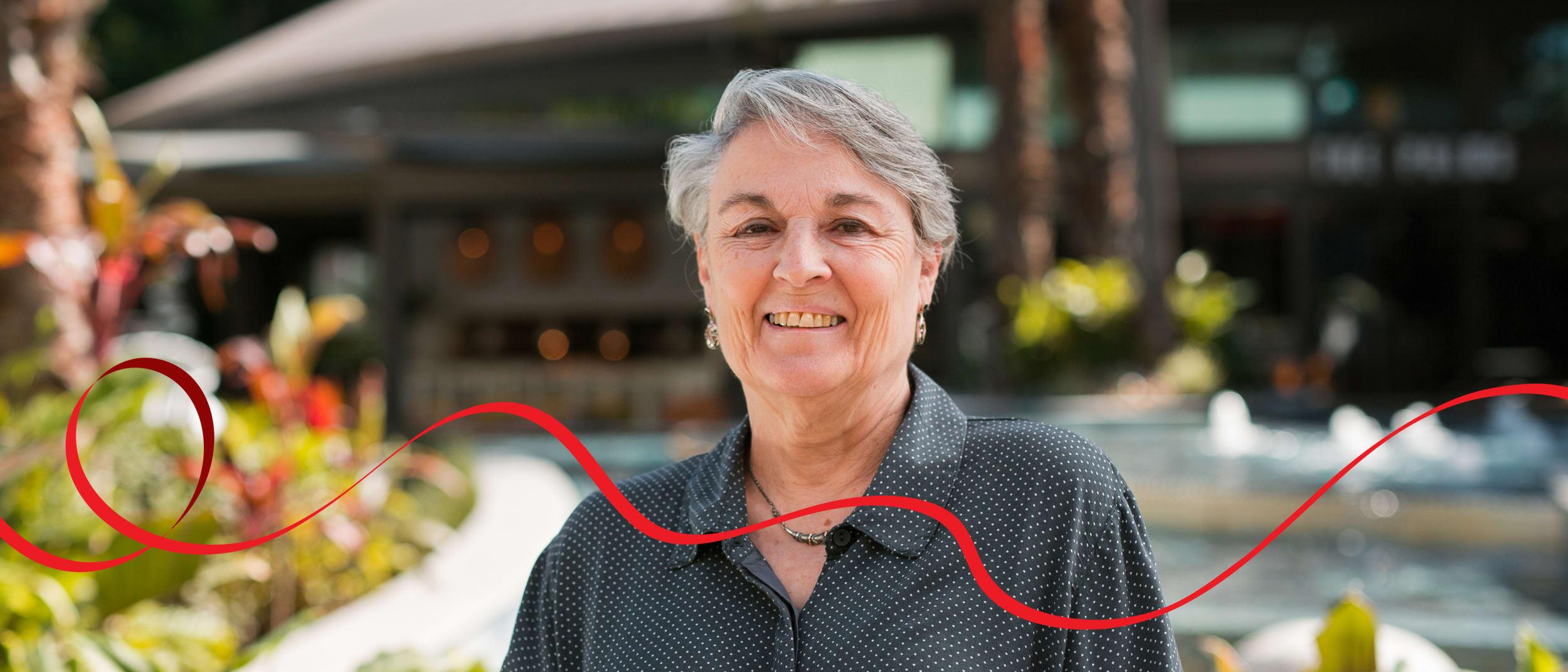 Lynn Atkinson: Giving Grannies