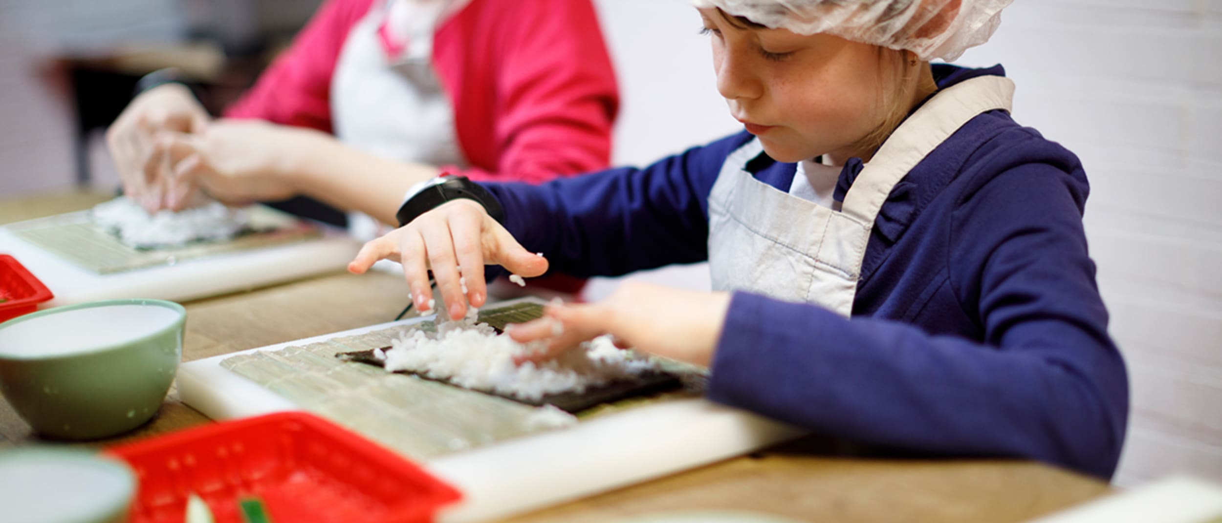 Hero Sushi: Kids masterclass