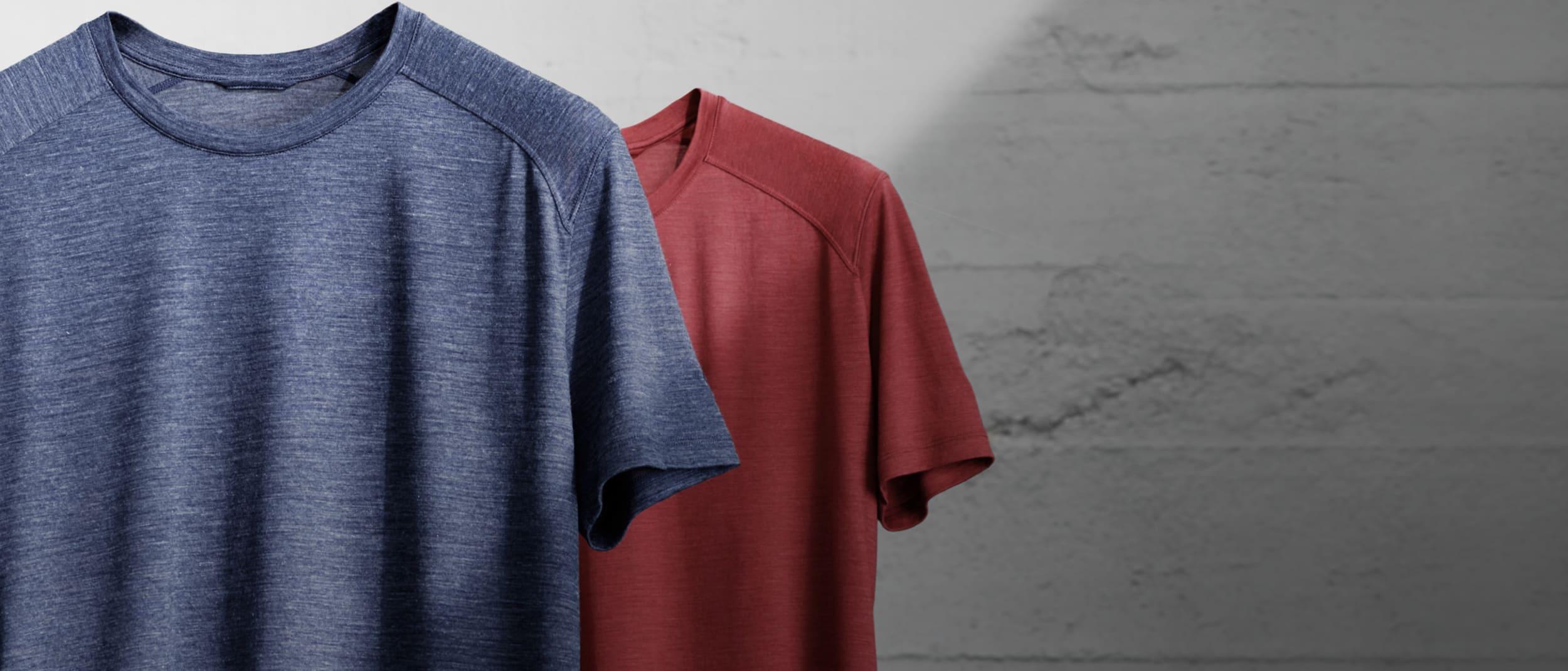 Icebreaker: buy 2 t-shirts, get 20% off