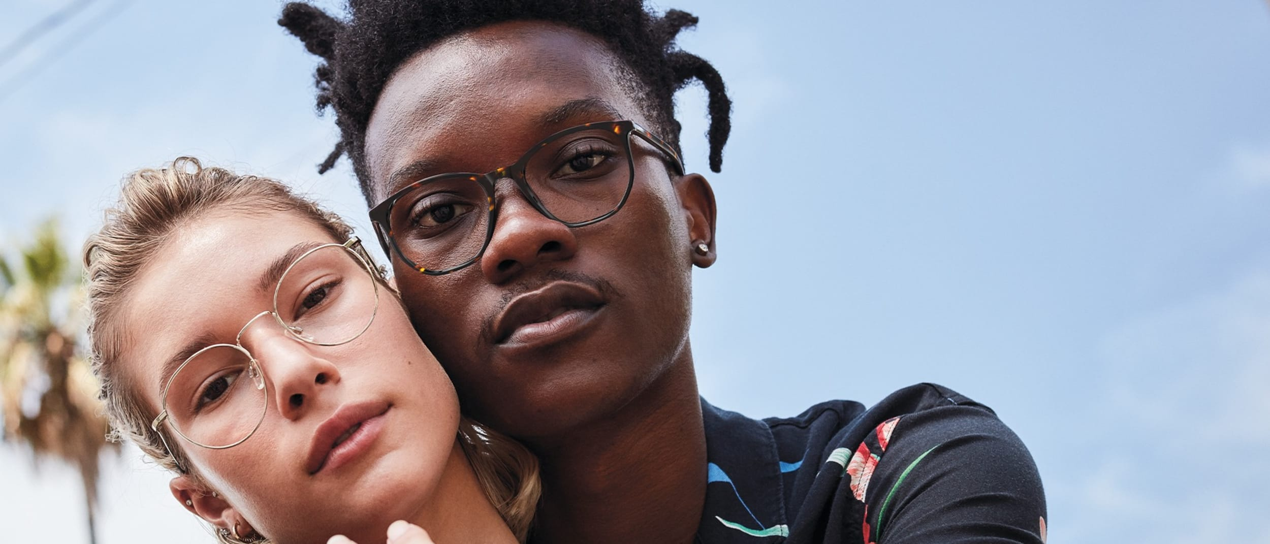 Levi's now in an eyewear collection new to Specsavers