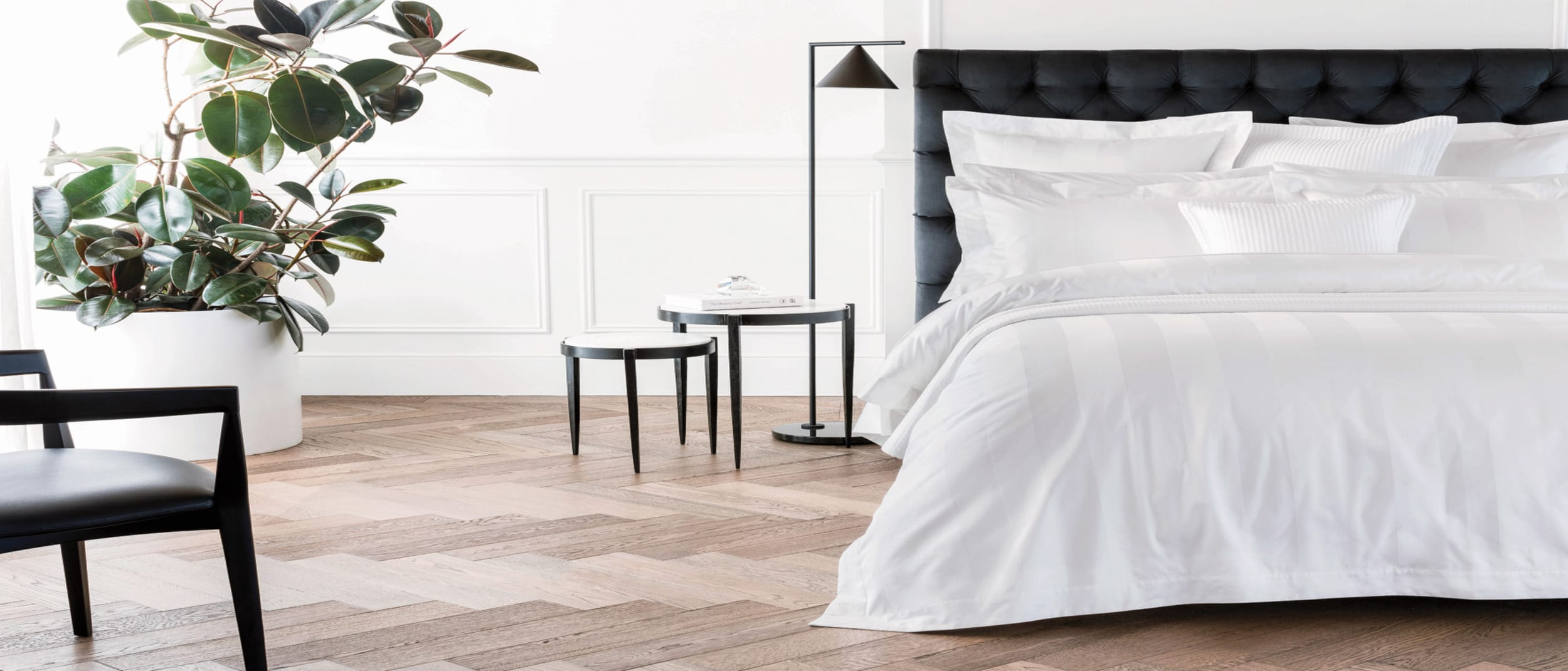 Sheridan: Masterson Bedding Collection Launch