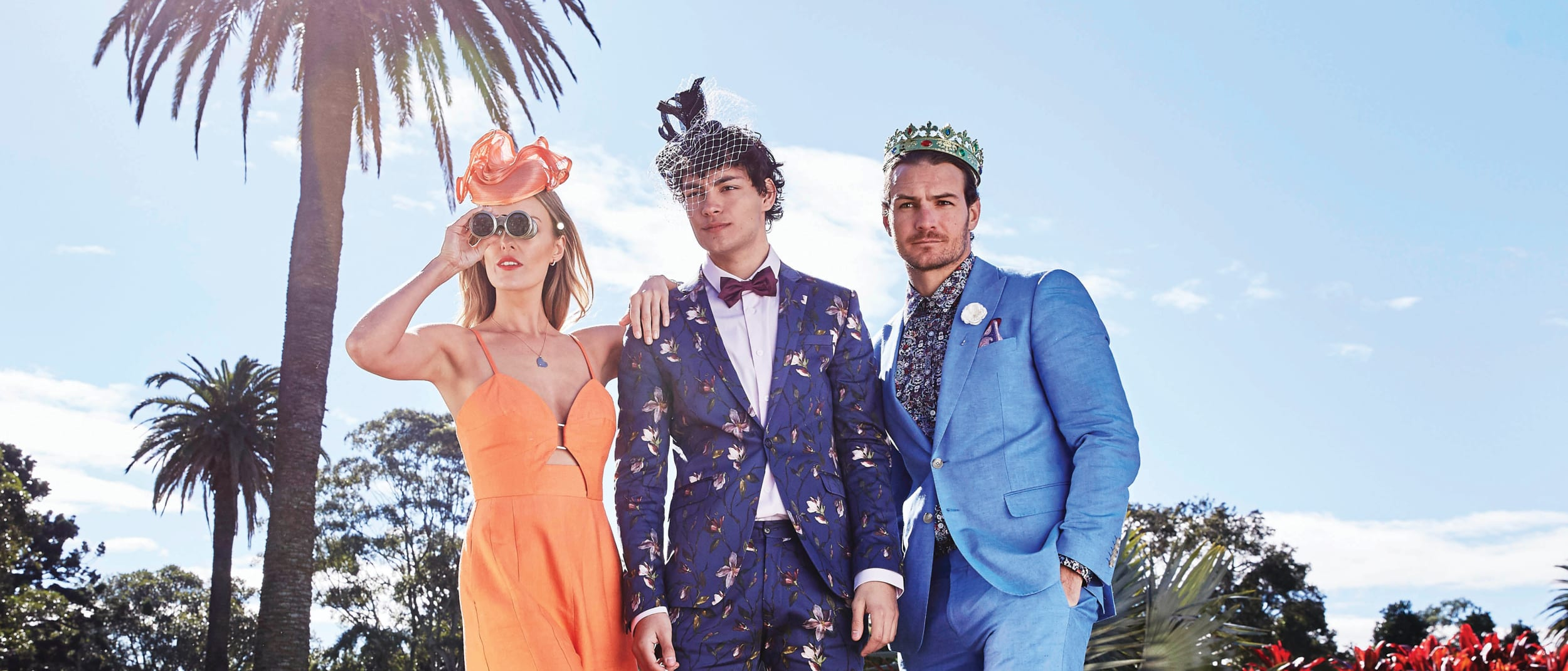 4 new trends to wear to the races