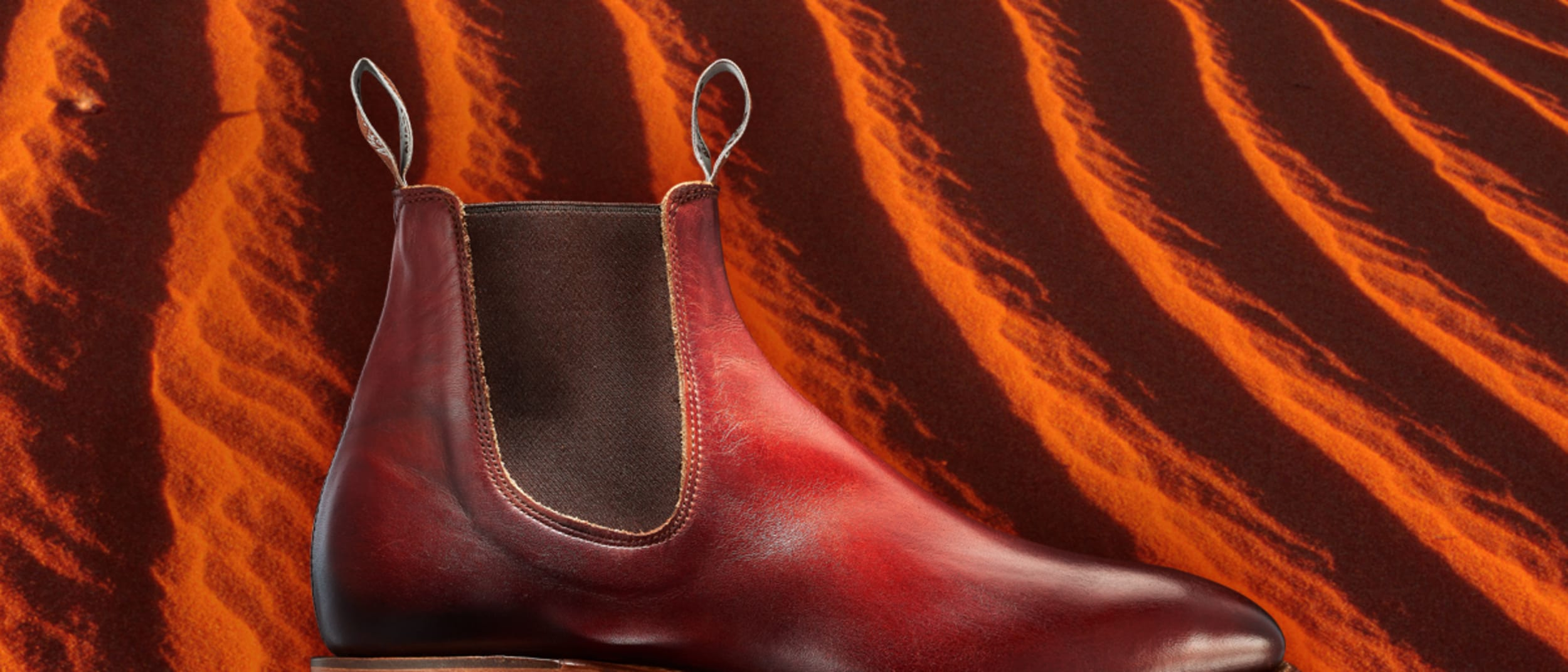 R. M. Williams: Crafted by hand, inspired by the land.