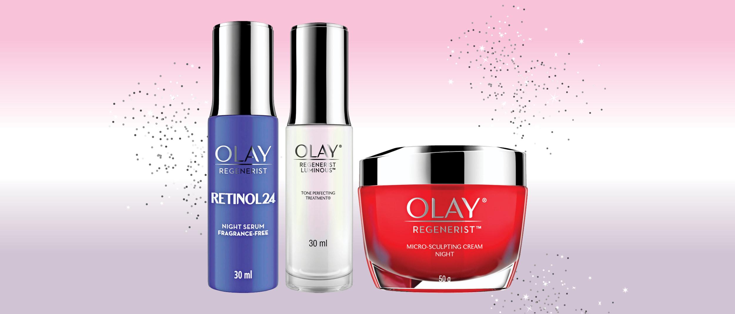 Priceline: Half-price on the Olay Skincare Range