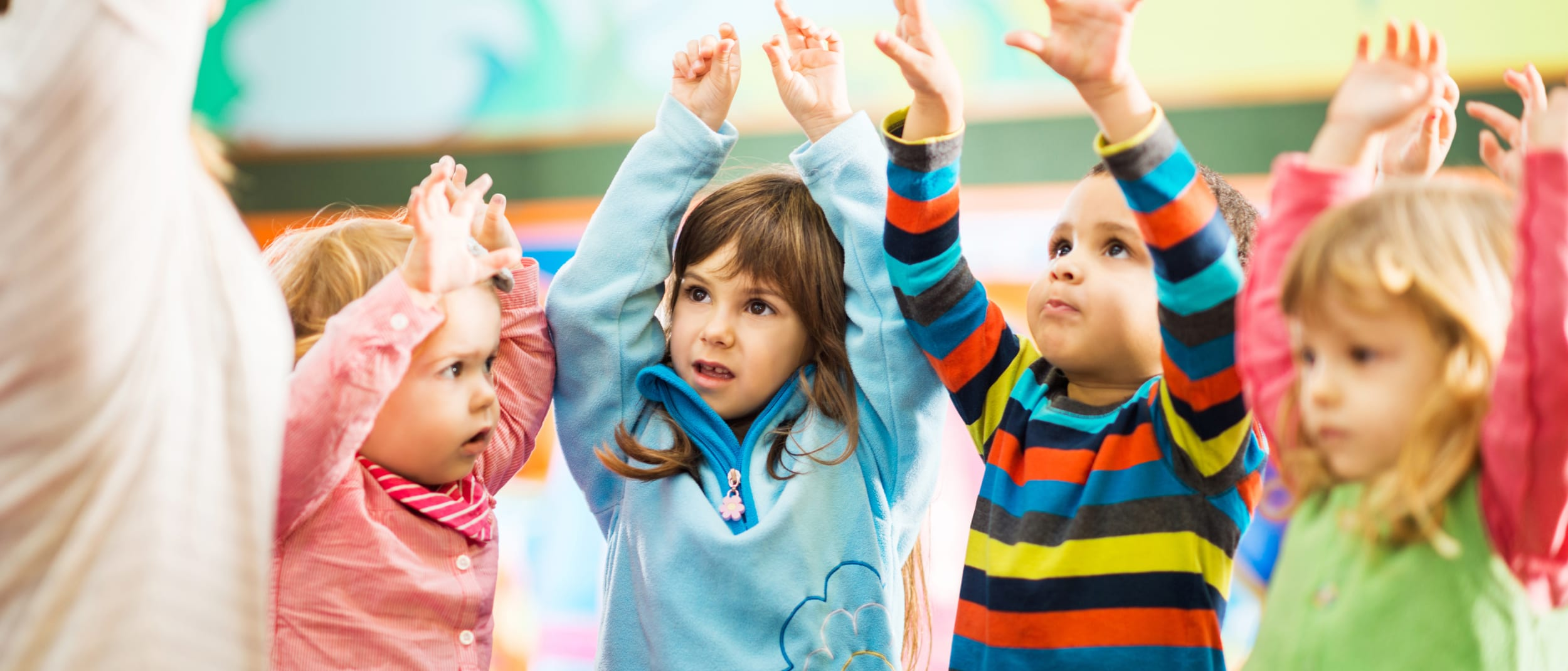 Social and Emotional Development with Good Start Early Learning