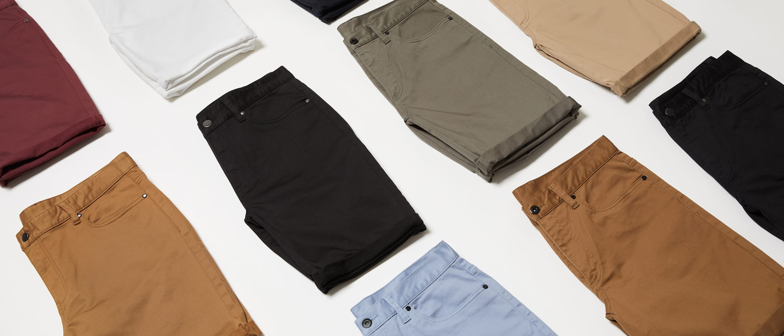 Tarocash: The must have shorts this season