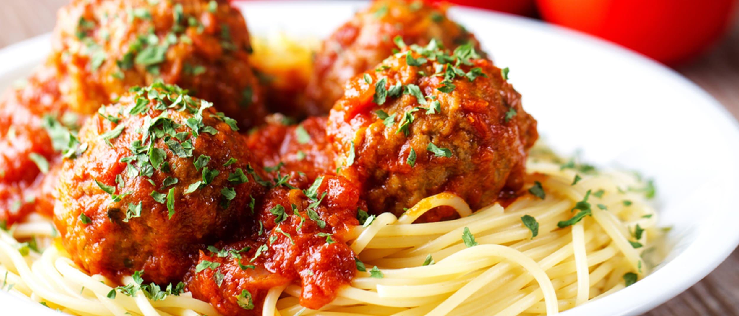 Saville's Butchery: italian meatballs deal