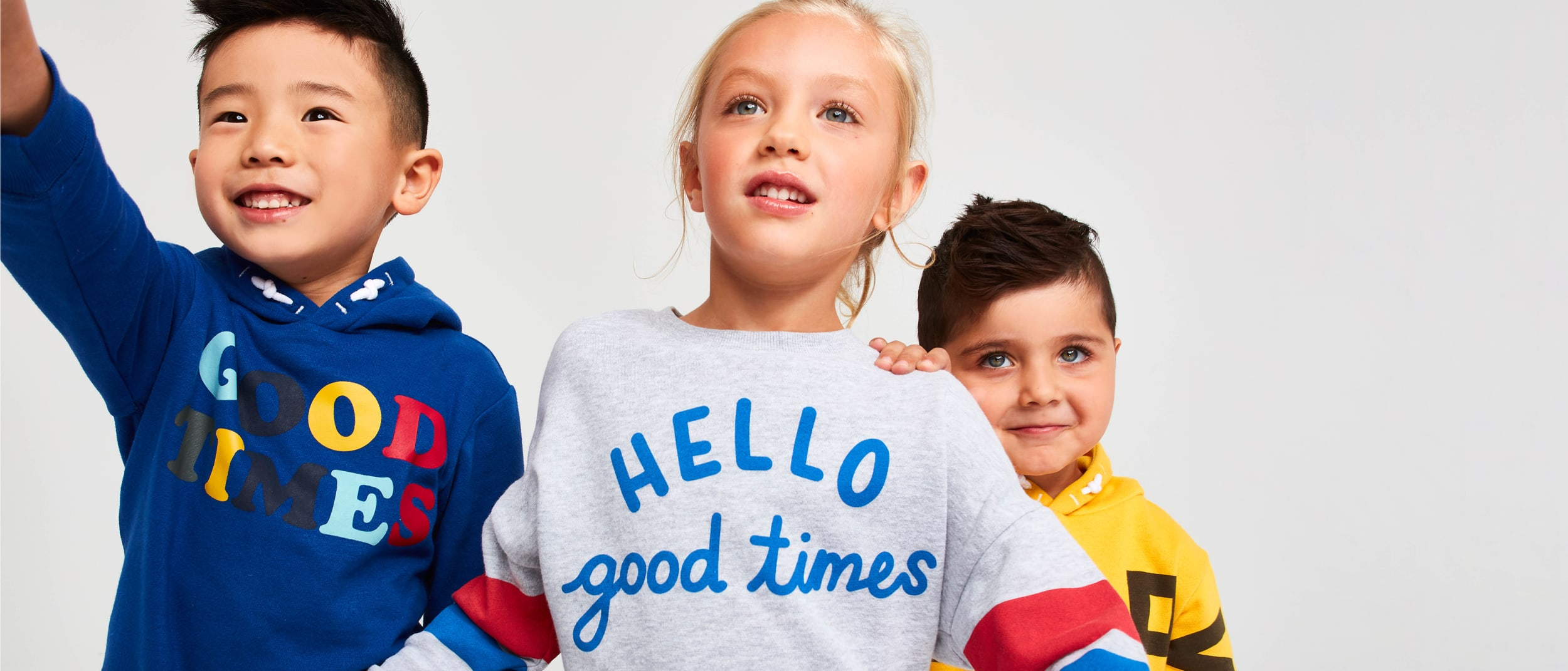 Cotton On Kids: kids' fleece tops - buy one, get one 50% off