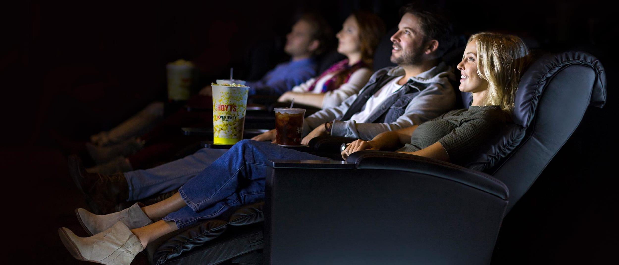 Movies at woden