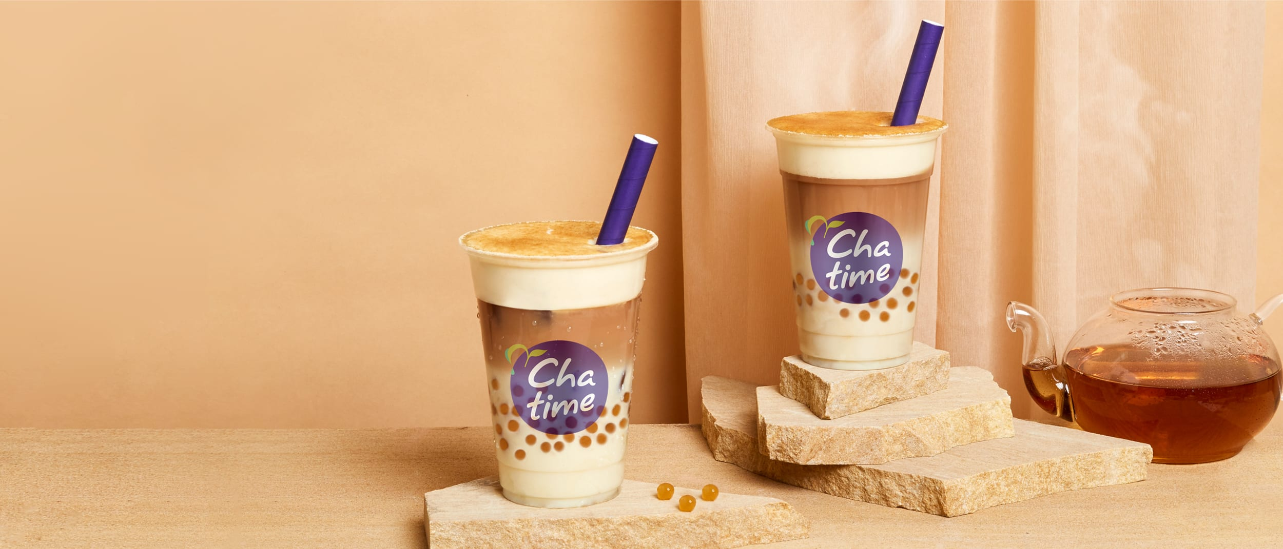Chatime: You've Bean Looking Soy Fancy