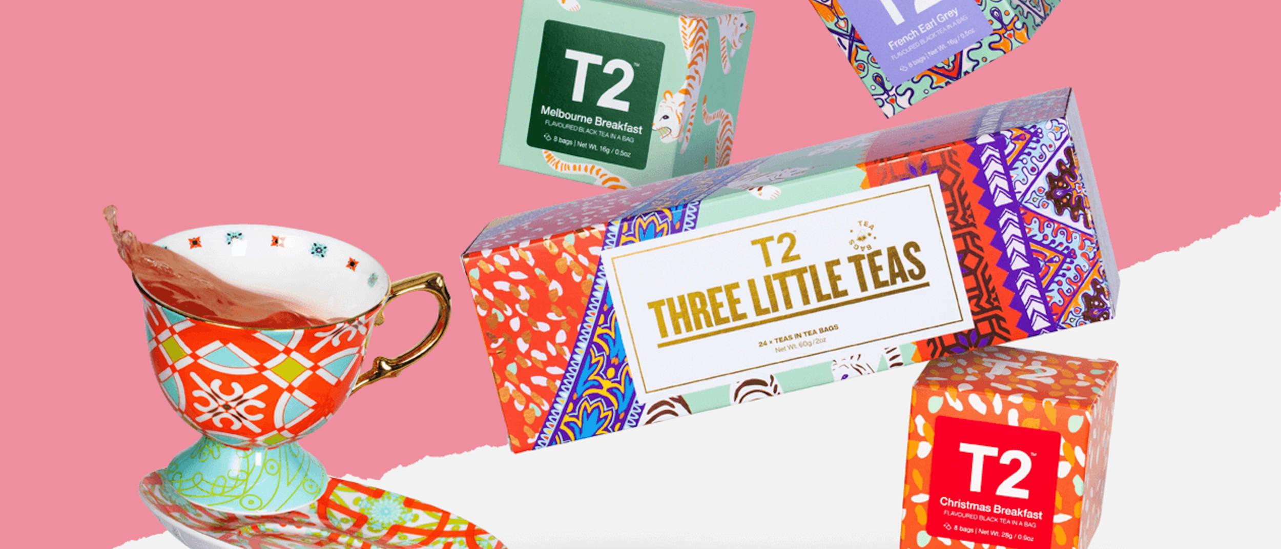 T2: A Taste of Celebration, A Taste of Together