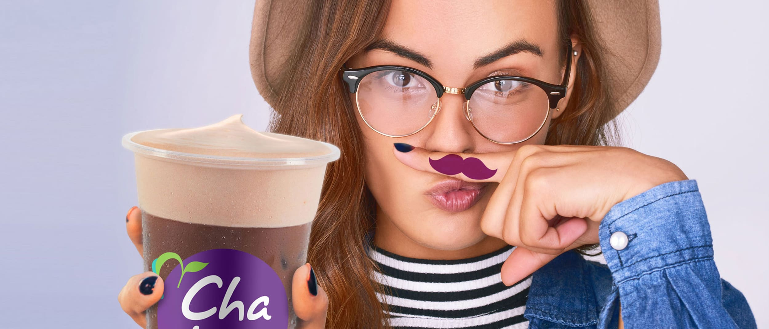 Chatime: sweet dreams are made of Chocolate Chastache