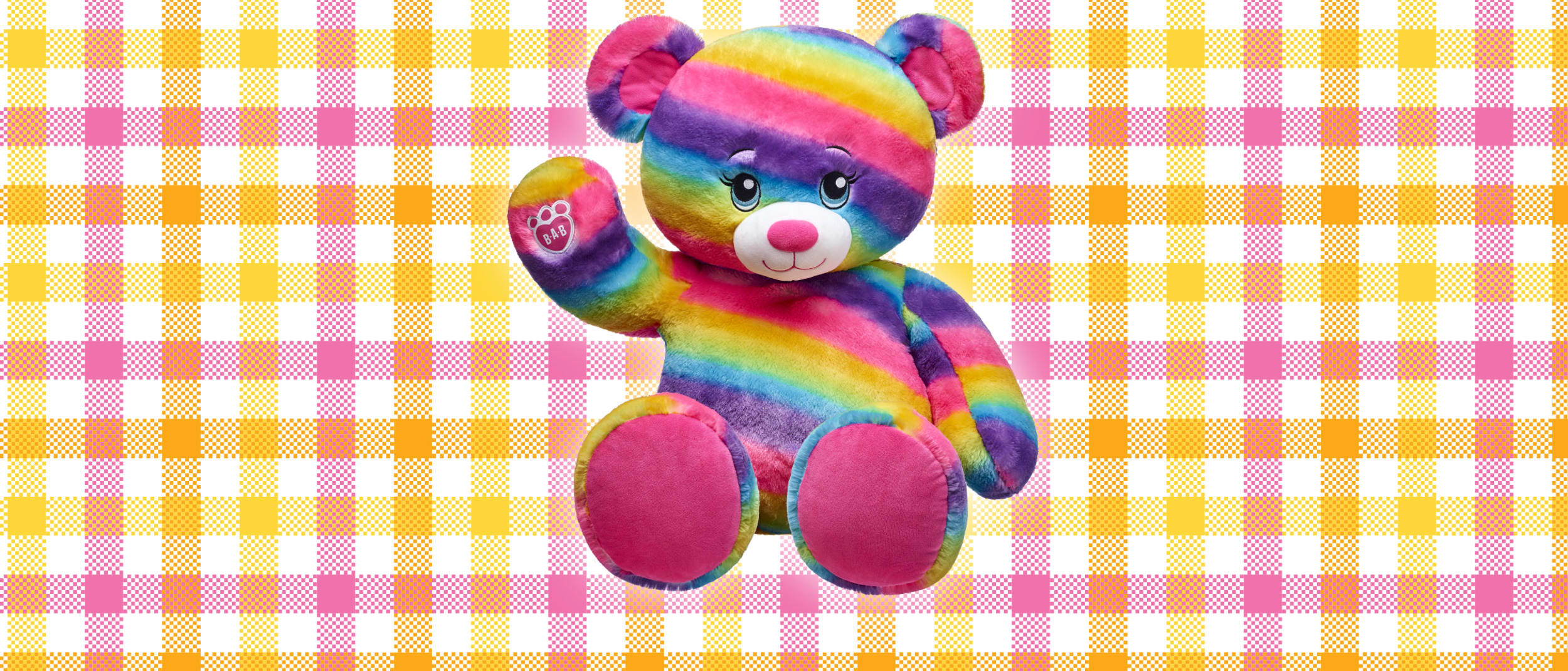 Build-A-Bear: Giant giveaway