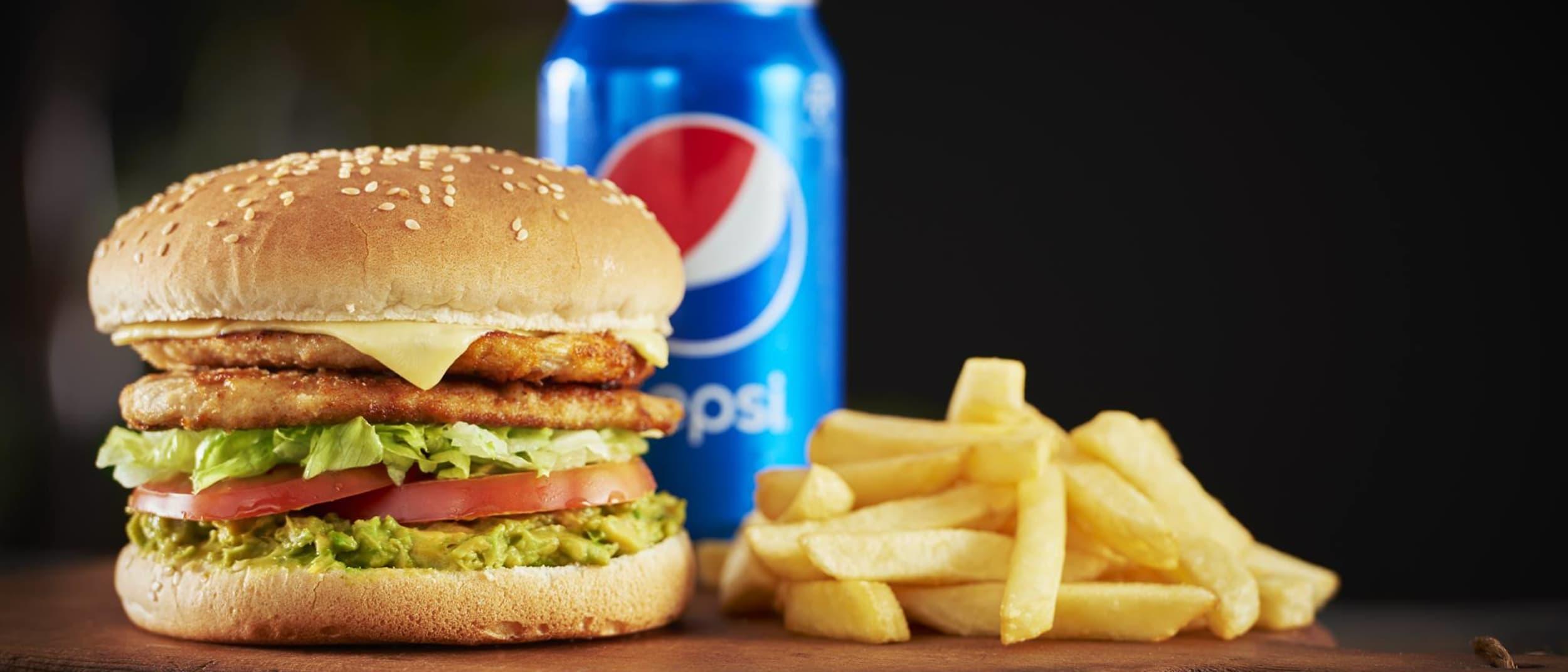 Ogalo Burger meals starting at just $13.40
