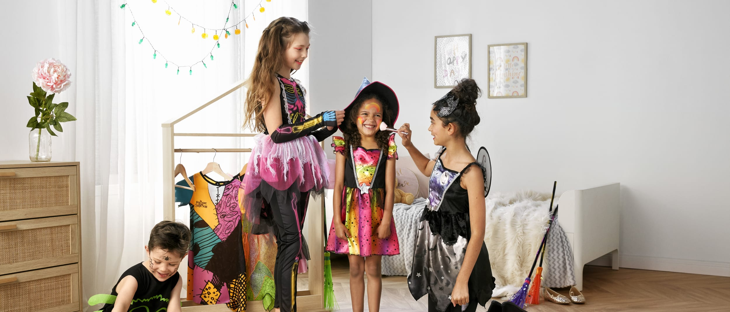5 Steps to haunting your house this Halloween with BIG W