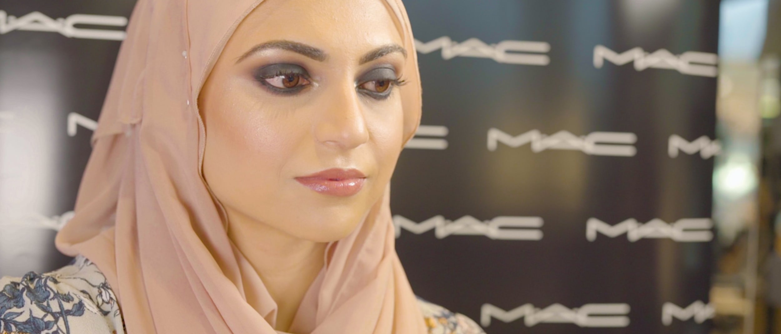 Get the look: Eid eyes by MAC Cosmetics