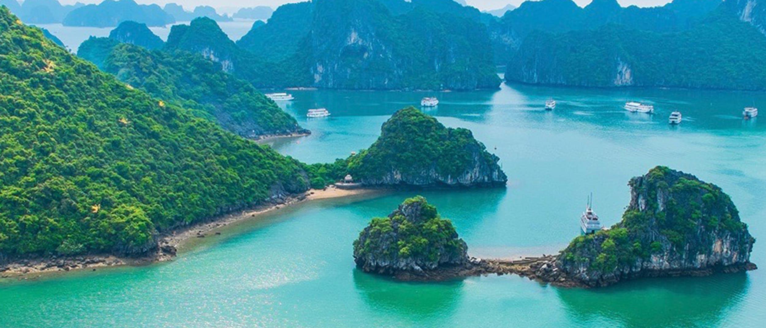 Helloworld: Magical Vietnam awaits you