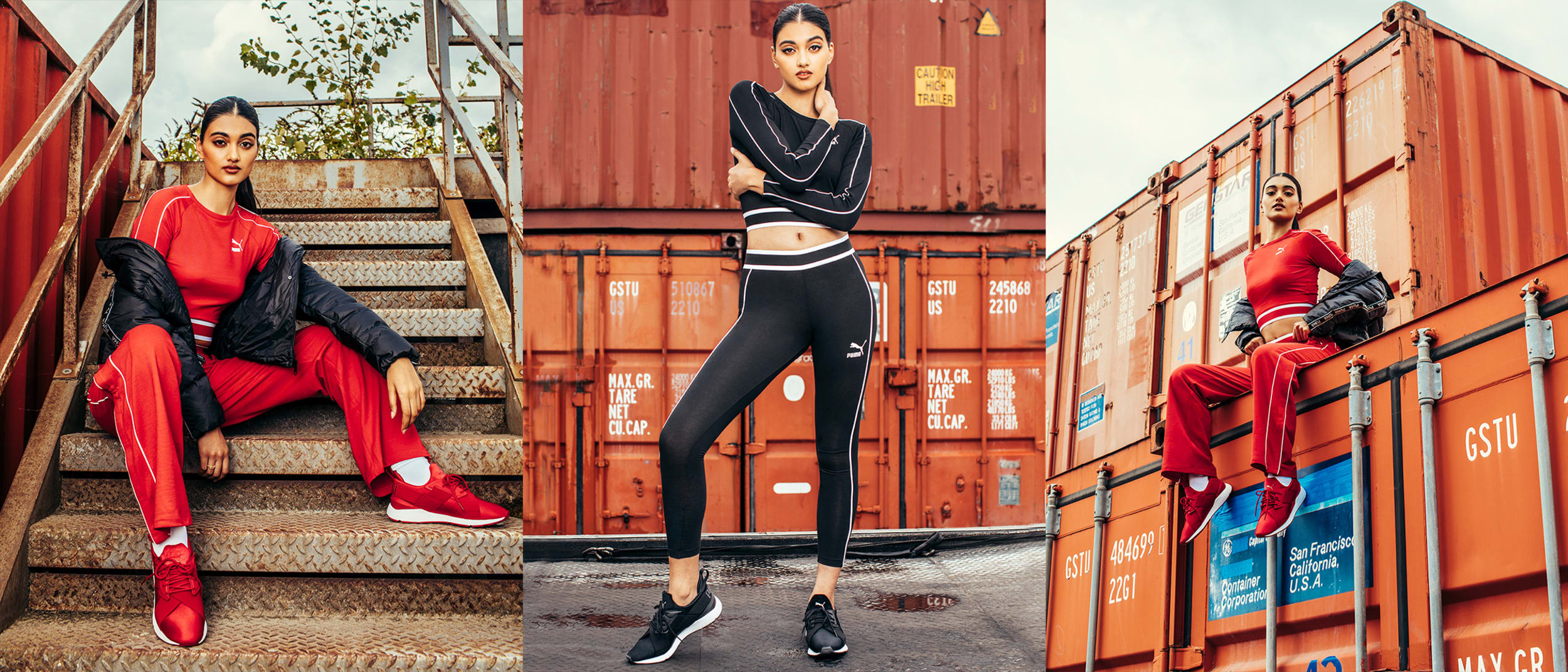 JD Sports Launch The Women's PUMA Tape Pack