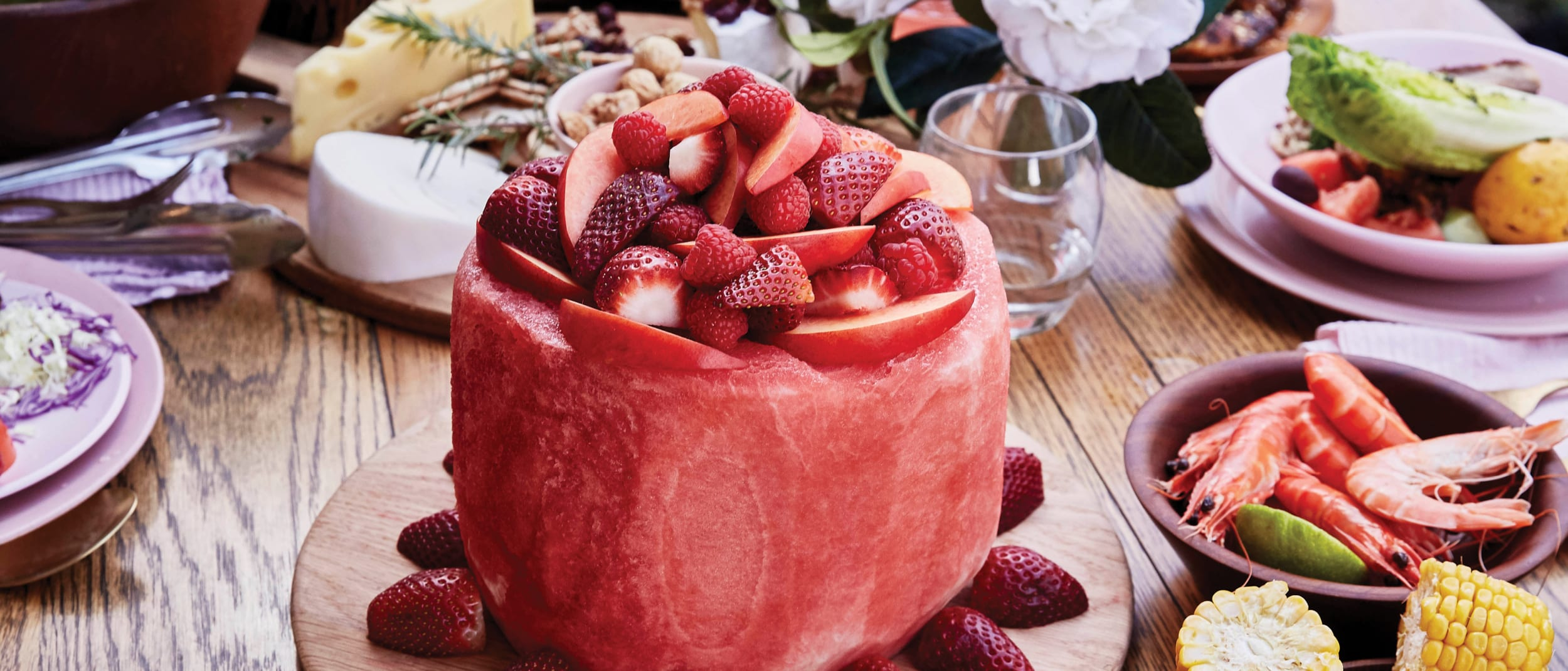 Watermelon cake recipe: the easiest cake in the world to make