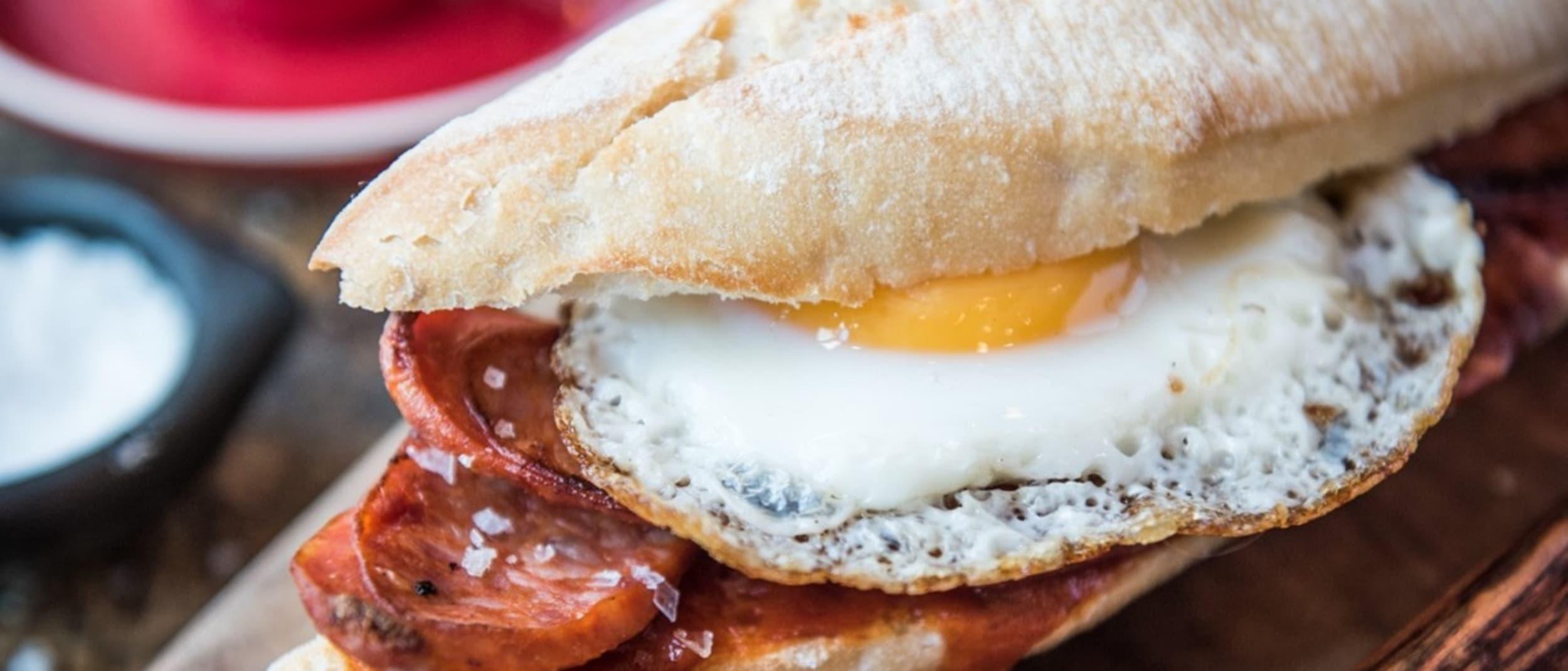 Encasa: Breakfast deal