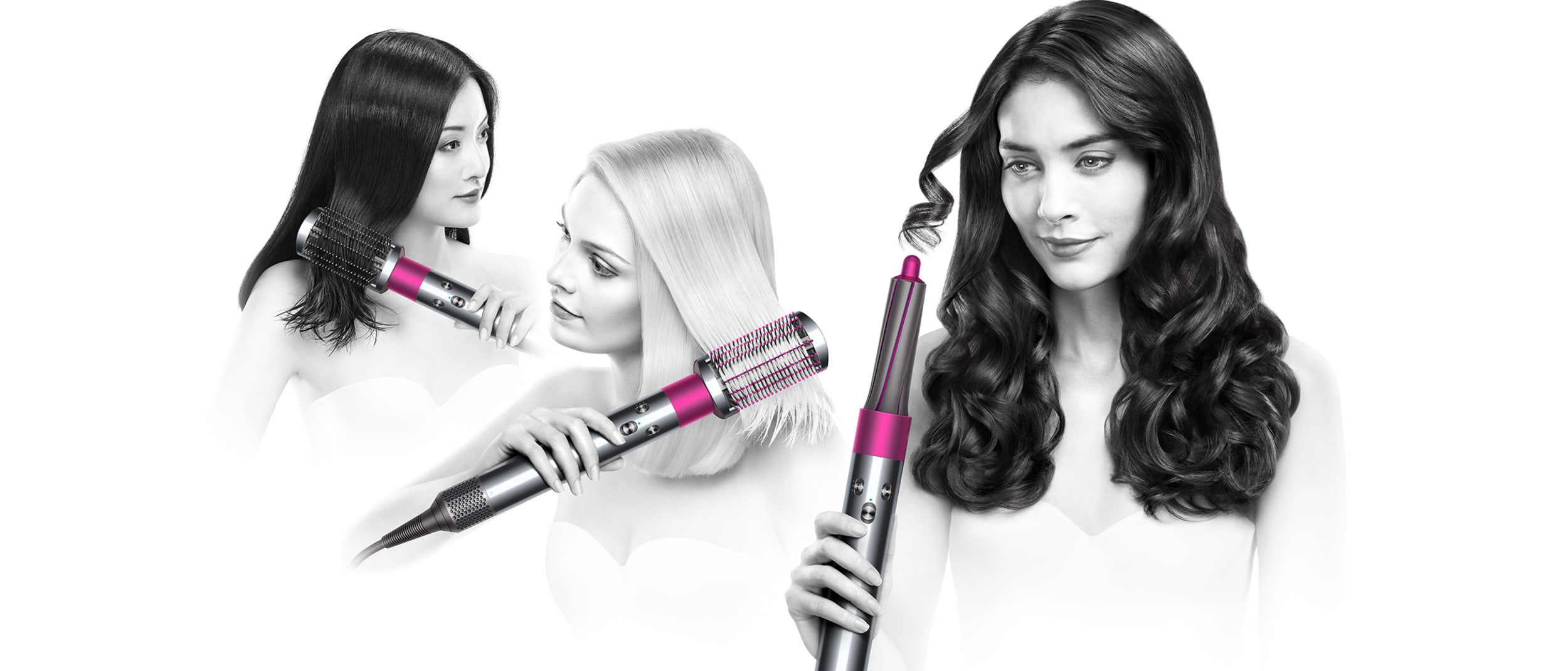 Dyson launches the new Airwrap™ Styler