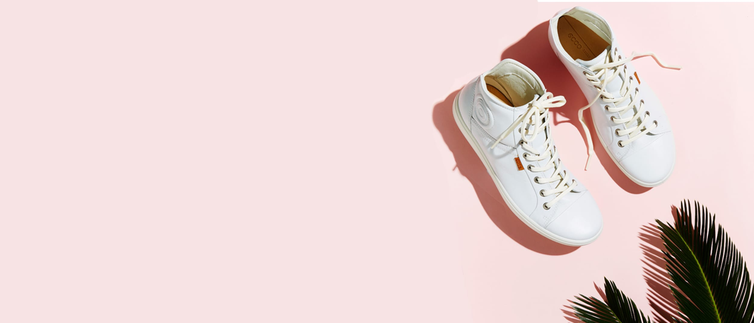 Fancy footwork: step up your sneaker game this season