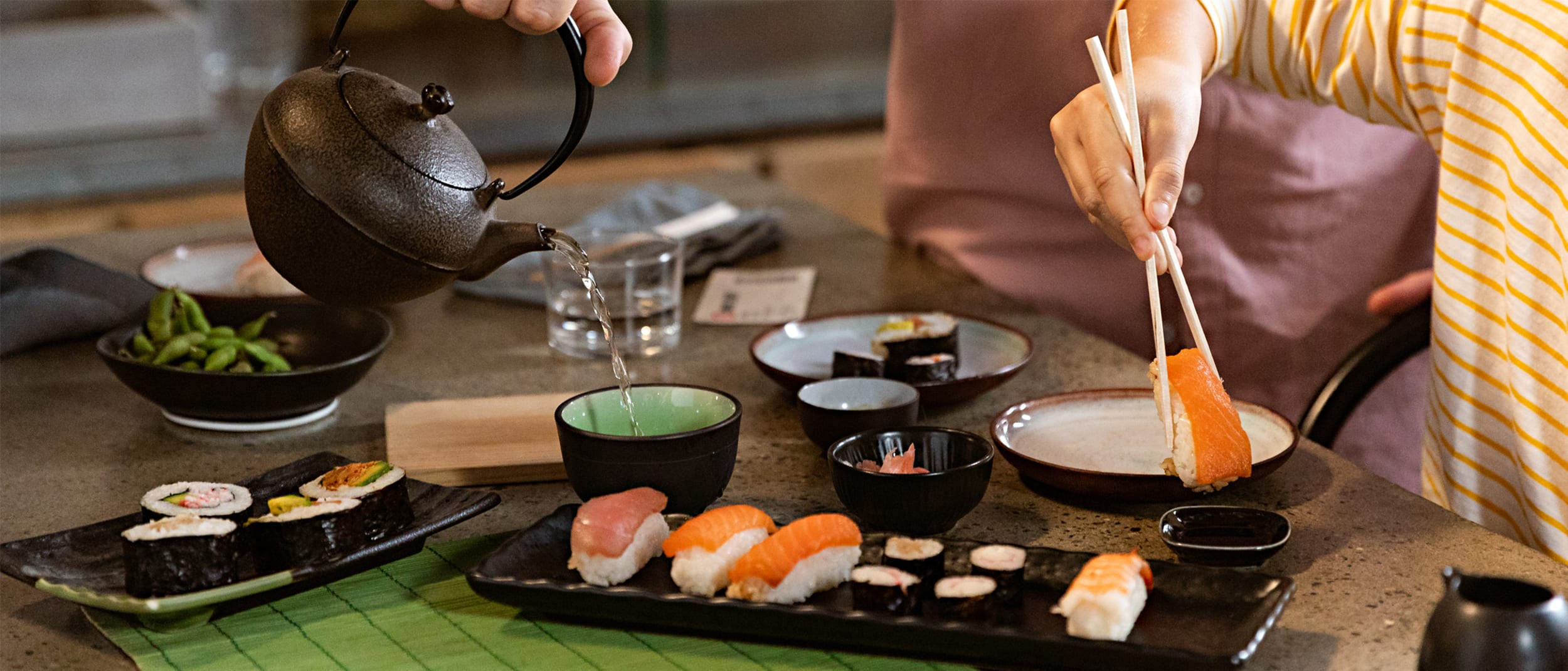 Dinner's on us: a different way to use your Westfield Gift Card