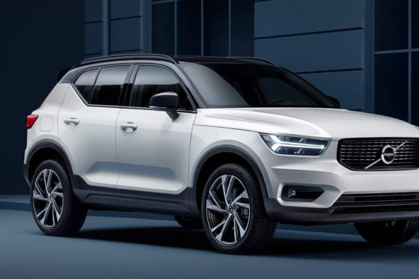 The 2019 Car of the Year, Volvo's  XC40, is in the building!