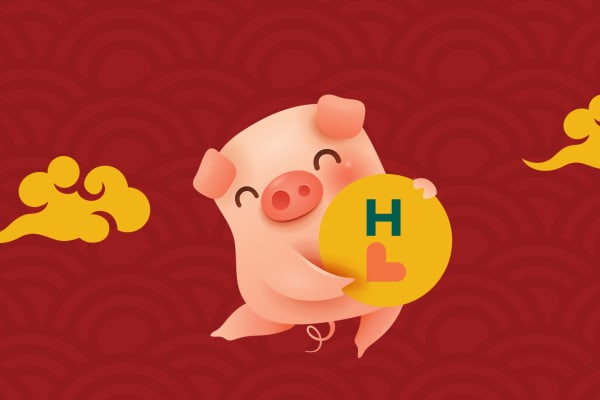 Healthy Life: Lunar New Year sale