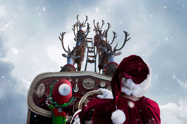 Celebrate Santa's arrival at Westfield Fountain Gate