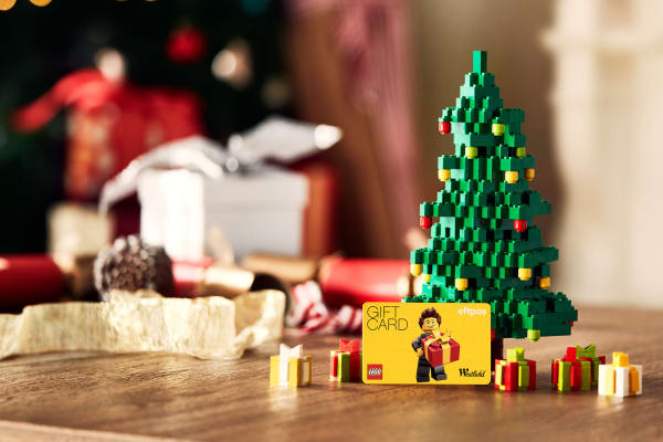 We've built the perfect gift