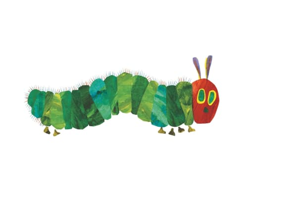 The Very Hungry Caterpillar's 50th anniversary