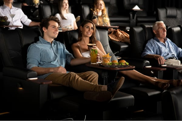 Event Cinemas is back!