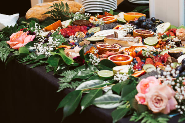 Create the ultimate Spring Racing Grazing Table