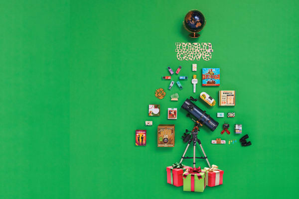 Curious Planet: Have a Curious Christmas