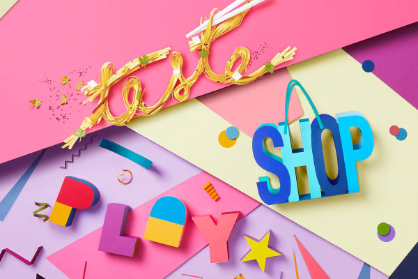 Taste. Shop. Play. is back for another eventful weekend
