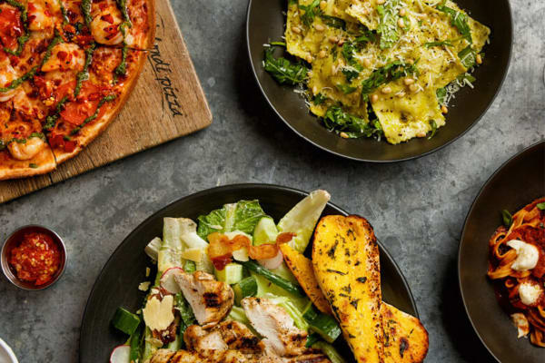 Bondi Pizza: The new menu has arrived!
