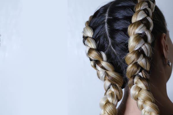 Complimentary hair braiding