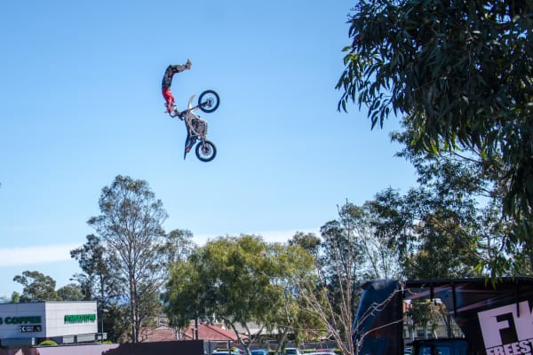 Freestyle Kings Motocross Show