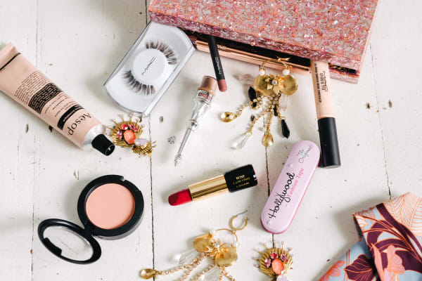The one makeup trend you need this winter racing season