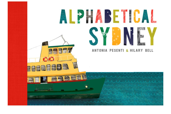 Storytime with Alphabetical Sydney's Hilary Bell