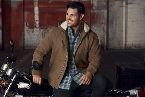 Johnny Bigg: up to 70% off