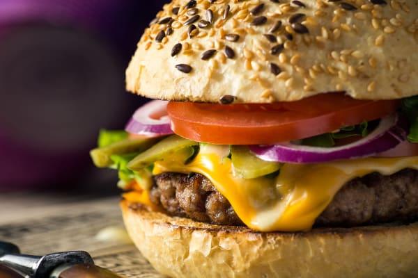 Berto's butchery: lamb burgers 8 for $10 & beef burgers 6 for $10